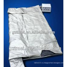 100% гарантия инфракрасного одеяла обертывание для похудения тепловое одеяло