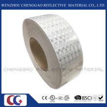 Honeycomb Prismatic Pattern Roll Conspicuity Reflective Safety Tape (C3500-OW)