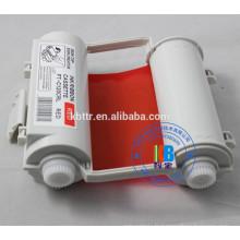 pm-100a cpm-100hg3c imprimante 120mm * 55m Compatible max bepop cartouche de ruban encreur rouge