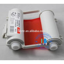 impressora PM-100a cpm-100hg3c 120 mm * 55 m compatível Max bepop cartucho de fita de tinta vermelha