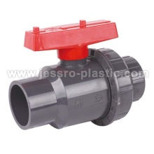 PVC VALVES-SINGLE UNION BALL VALVE