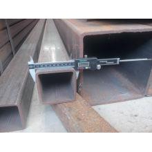 Китай Квадратные трубы / Конструкция pipeQ235 / SS400 Квадратный пустотелый профиль ASTM A500 в Дубае