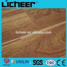 Indoor kleine geprägte Oberfläche Laminatboden Hersteller China Innen Laminatboden kleine geprägte Oberfläche Bodenbelag
