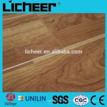 Intérieur petite surface gaufrée Fabricants de planchers stratifiés Chine intérieur Revêtement de sol stratifié petite surface gaufrée