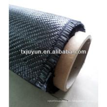 Imitación de tela de fibra de carbono 3k Twill 300g / m2
