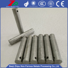 High purity molybdenum machined parts