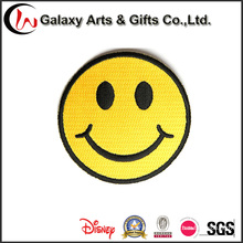 Smiling Face Embroidery Patch Garment Decorations