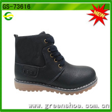 High Heel TPR Sole Boots for Child Boys