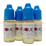 E-cigarette e- juice bottles with childproof cap-Hangboo, various flavors