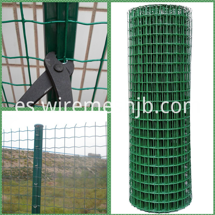 Welded Steel Wire Fencing