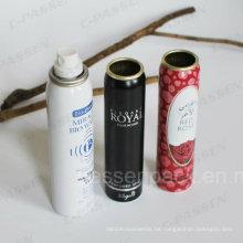 Aluminium-Aerosoldose für Bio-Wasserspray-Verpackung (PPC-AAC-027)