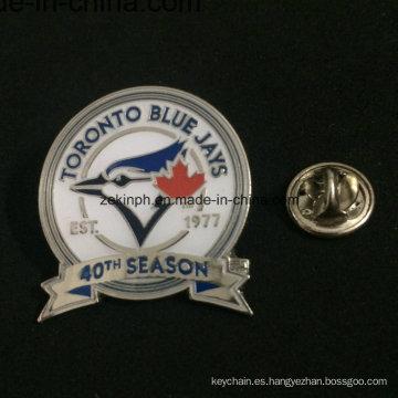 Cheap Solapa Pin, Custom Metal Scout Badge
