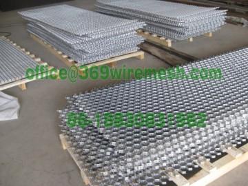 310S hex steel grid,310S hexsteel used for cyclones