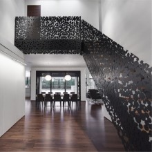 Laser Cut Panels Staircase