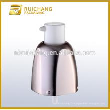 Pompe de lotion de revêtement UV en plastique / pompe à loches crème de 20 mm / distributeur de pompe à lotion pour revêtement uv