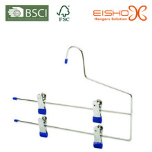 Metal Wire 2 Tiers Skirt Hanger (TB105)