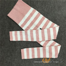 Loop Yarn Haramaki Cable Knitted Long Pants
