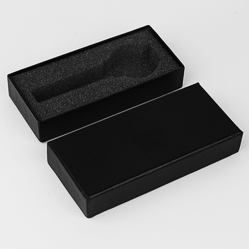 Aangepaste deksel en basis afdrukpapier Watch Box