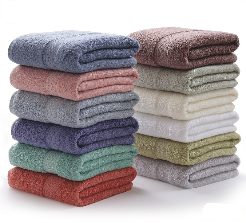 Cotton Luxury Hotel Bath Towel