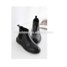 2015 Autumn Elastic Style Martin Boots Casual Flat Heel Round Toe Ankle Boots British Style Vintage Motocycle Boots