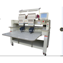 12/15 Needles Double Head Flat Cap Shirt Embroidery Machine sale
