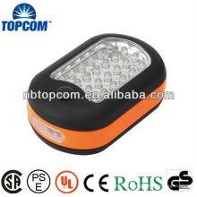 3 * AAA batteriebetriebene 24 + 3 LED-Arbeitslicht