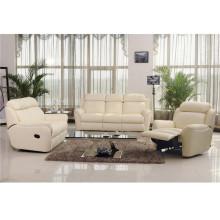 Sofá reclinable eléctrico de los EEUU Sofá del sofá del mecanismo de L & P (C851 #)