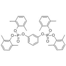Phosphoric acid 1,3-phenylene tetrakis(2,6-dimethylphenyl) ester CAS 139189-30-3
