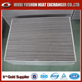 Hot Selling Customized Aluminum Heat Exchanger Core In Aluminum Material