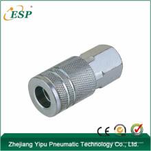 ESP quanlity alto e acoplador rápido pneumático do baixo preço para o tubo