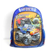 New Design EVA 3D Child School Back Pack Cartoon Satchel School Bags For Boys