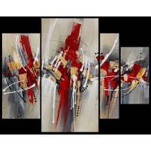 Abstract Group Oil Painting Manufacturer
