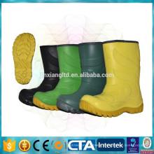 CE colorful PVC children rubber shoes & children PVC rain shoes