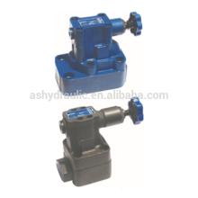 Serie HY de válvula de descarga de presión hidráulica HY-Ha10B,HY-Ha20B,HY-Ha32B,HYE-Ha10B,HYE-Ha20B,HYE-Ha32B, piloto funcionado