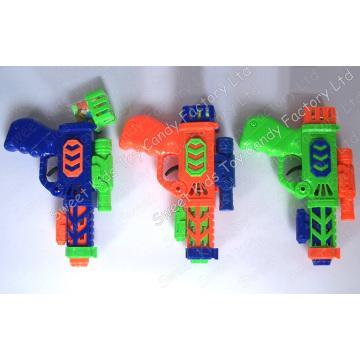 Brinquedos de plástico com doces para crianças (110618)