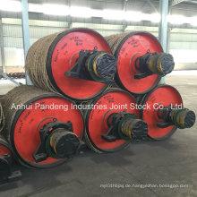 Stahlförderrolle, Riemenförderrolle, Riemenscheibenvorrichtung