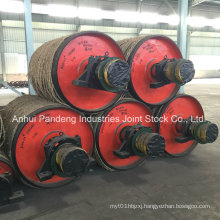Steel Conveyor Pulley, Belt Conveyor Pulley, Pulley Device