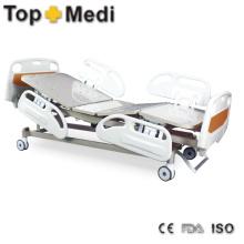 Topmedi Medizinische Ausrüstung Fünf Funktion Electric Steel Hospital Bed