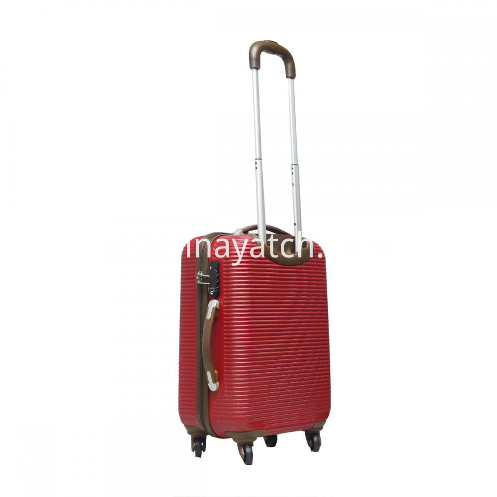 Hard Shell Trolley Suitcase