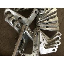 Fabricación de metal de bajo costo y piezas de soldadura para el uso en la construcción