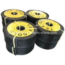 Tiras de goma de 100 mm de ancho para sellar