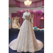 2017 Hot Sale Lace Ball Wedding Gown Bridal Dress