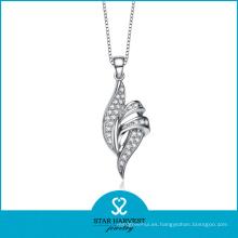 Joyería de plata delicado del collar (SH-N0127)