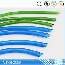 Manguera de plástico ligera y flexible de la cachimba del pvc del plástico del PVC