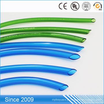 Peso leve e flexível PVC material plástico pvc hookah mangueira