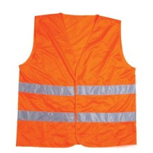 Orange Sicherheitsweste Entspricht En471