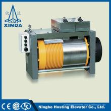 Mecanismo de elevación Machin Gearless Motor de engranaje eléctrico 24V 500W