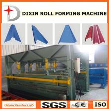 Máquina de curvado de hierro de construcción de 4m o 6m