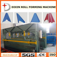 4m ou 6m Construction Iron Bend Machine