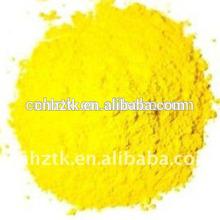 Pigmentos de tinta do carro Duochrome amarelo 138